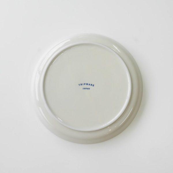 ヨシタ手工業デザイン室 TRIP WARE プレート21cm 白釉