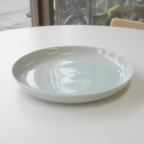 ヨシタ手工業デザイン室 TRIP WARE プレート21cm 水釉