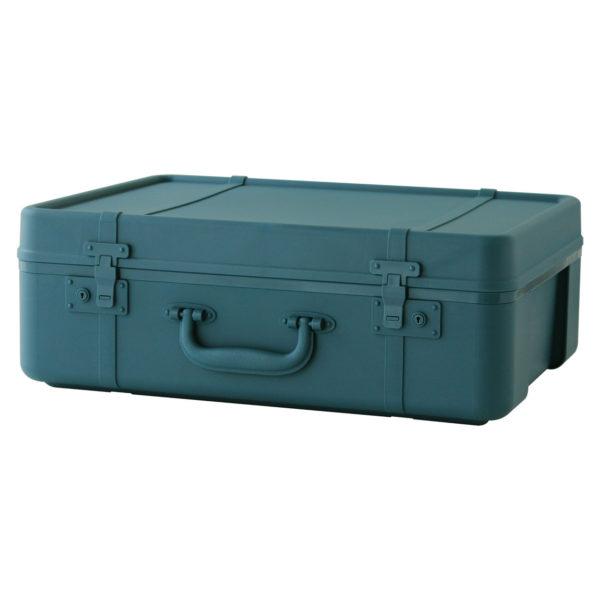TRUNK STORY トランクストーリー(収納ボックス)L スチールブルー