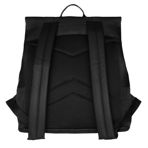 Buckle Msn Bag Black(RAINS レインズ)