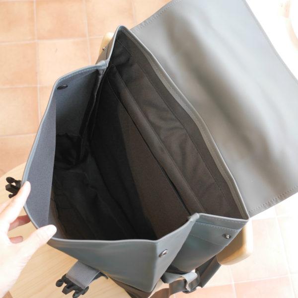 Buckle Msn Bag Slate(RAINS レインズ)