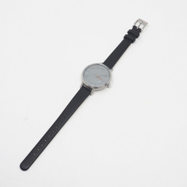 innovator イノベーター 腕時計 ソーラーウォッチSOLKRAFT  ブラック×シルバー 32mm