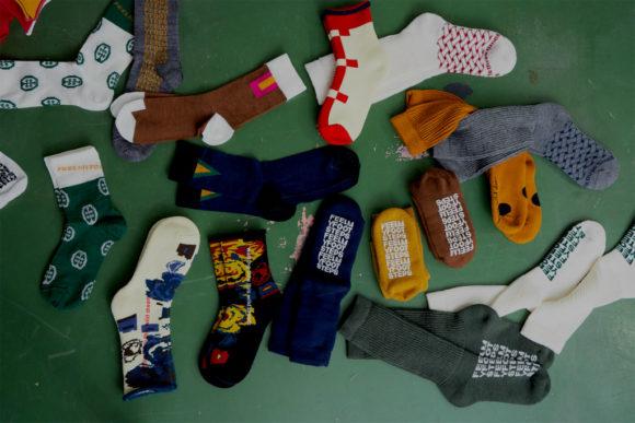 (10月初旬入荷予定)足元から、変化する日々に寄り添うレッグウェア「FEEL MY FOOTSTEPS」
