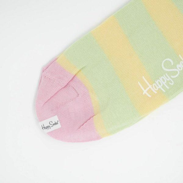 HAPPY SOCKS ハッピーソックス  STRIPE SOCK ピンク