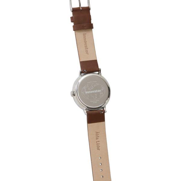 innovator イノベーター 腕時計 OLIKA オーリカ ライトブラウン BR/BL 38mm