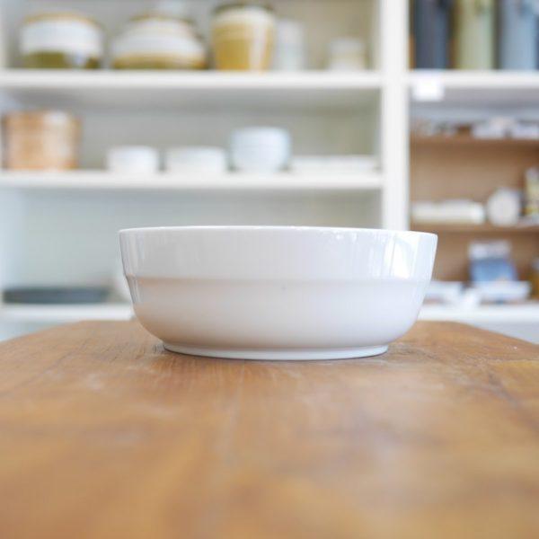 TRIP WARE ボウル 160 白釉 美濃焼 ヨシタ手工業デザイン室