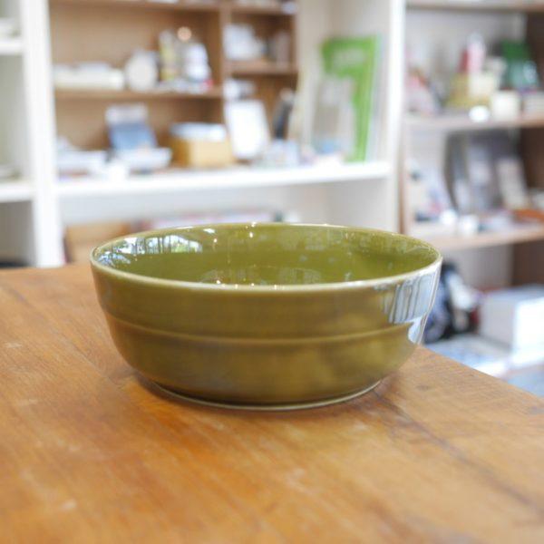 TRIP WARE ボウル 160 緑釉 美濃焼 ヨシタ手工業デザイン室